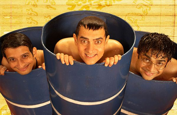 3 Idiots Film India Terbaik dan Paling Populer di Nonton