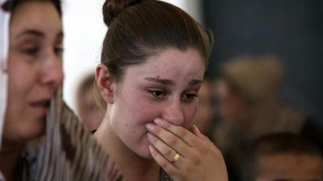 Tragis, Cerita Sedih Perempuan Yazidi Saat Dijadikan Budak ISIS dan Diperkosa Beramai-ramai