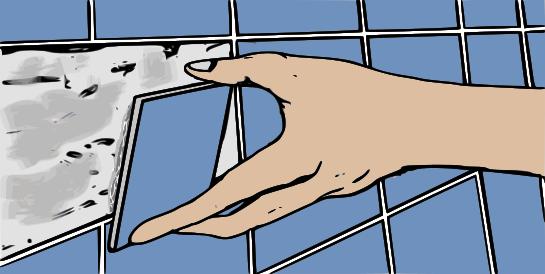 sostituire-piastrella-sul-muro-in-bagno