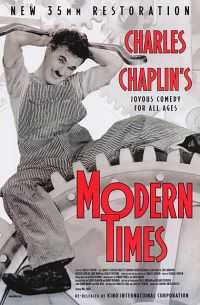 Charlie Chaplin's Modern Times (1936) Full Movie Download 300mb WEBHD 480p