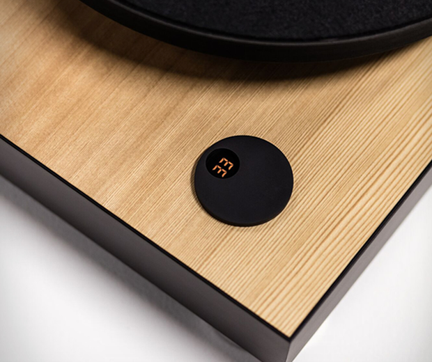 MAG-LEV Levitating Turntable