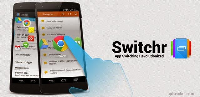 Switchr PRO 4.0 APK