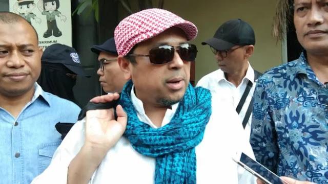 Datangi Polda Metro, Haikal Hasan Tagih Kasus Ketua BTP Mania