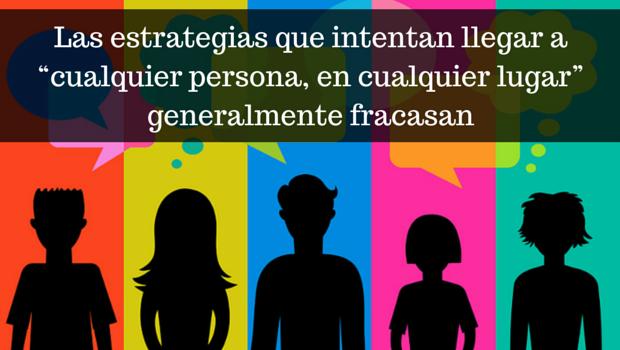 ¿Quién es el público objetivo de tu empresa en las Redes Sociales?