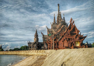 Sanctuary Of Truth, Pattaya