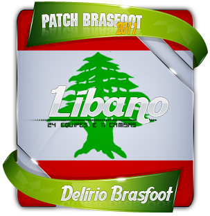 patches do brasfoot 2011