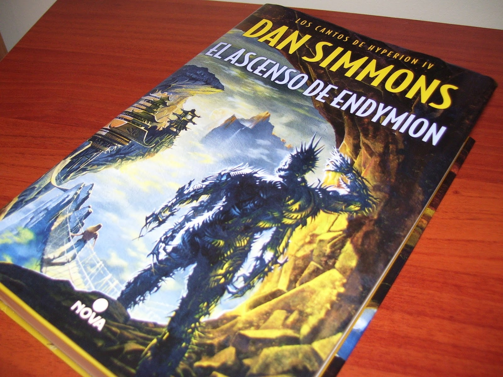 Elige un libro: Reseña Nº 112: El ascenso de Endymion