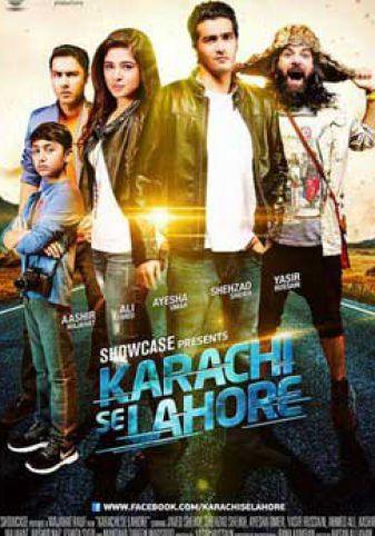 Karachi Se Lahore 2015 Urdu WEB HDRip 480p 400mb