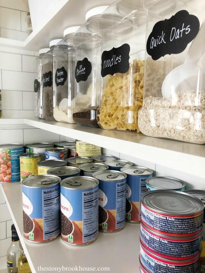 Can shelf