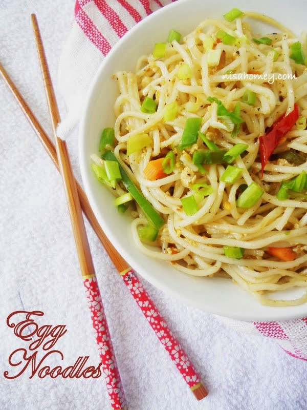Egg noodles chinese style cooking is easy forumfinder Gallery