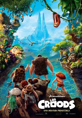 bajar Los Croods: Una aventura prehistórica gratis, Los Croods: Una aventura prehistórica online
