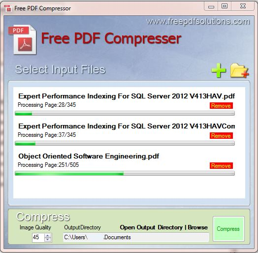 Free PDF Compressor Download