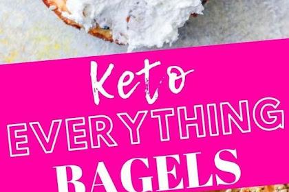 EASY KETO EVERYTHING BAGEL RECIPE