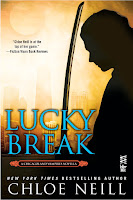 Lucky break 10.5, Chloe Neill