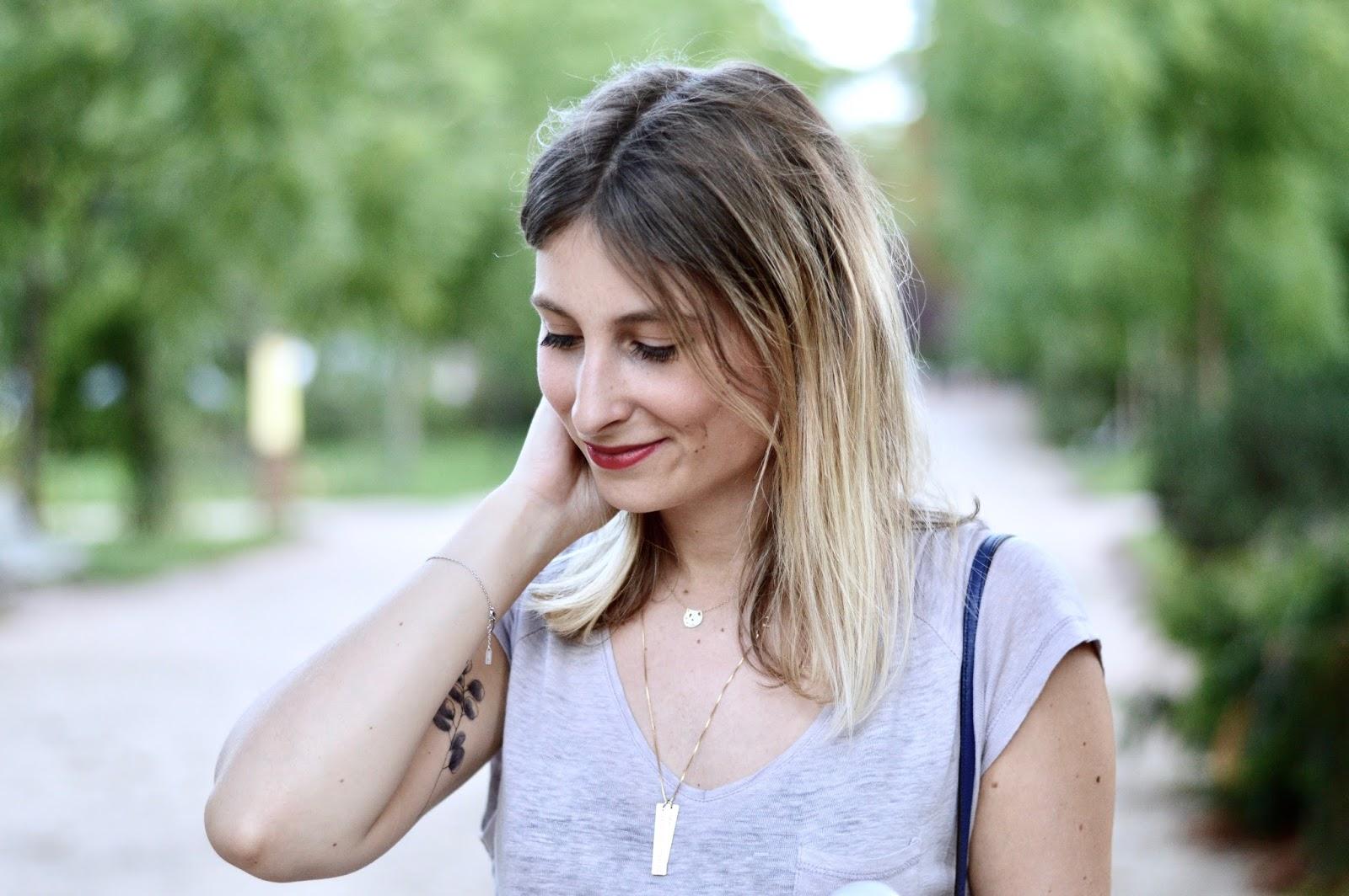 look Instant Couleur Aout Lavande Glace Somewhere Kiko tatouage sioou