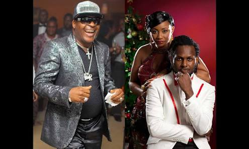 Shina Peters and Clarence Peters