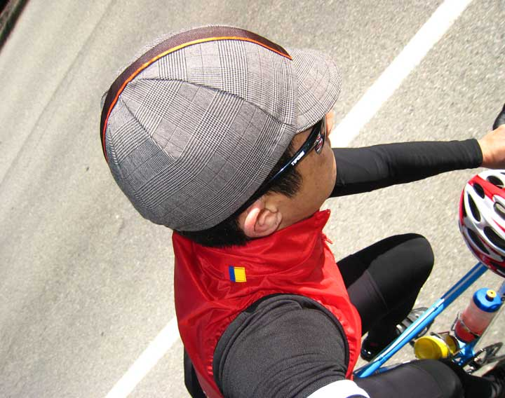 Red Dots Cycling Venga Venga New Cycling Cap New Feature