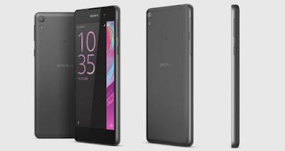 Resmi!! Sony Merilis Sony Xperia E5 Dengan Kamera Selfie 5MP Disertai LED Flash