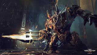 Warhammer 40000: Inquisitor Martyr Xbox Wallpaper