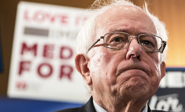Liberal think tank accuses Bernie Sanders of trying to 'muzzle' journalists