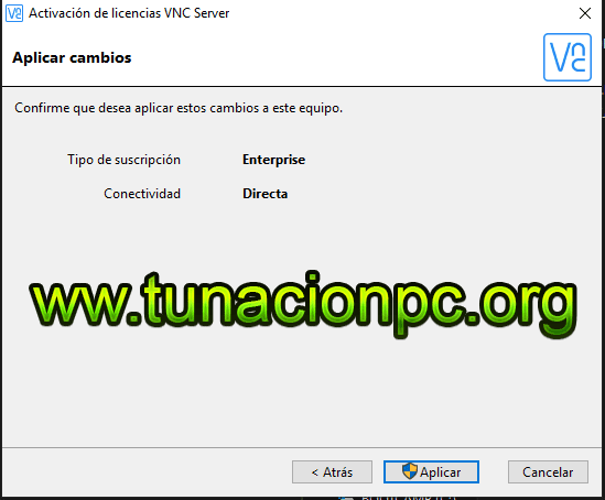 VNC Connect Enterprise multilenguaje