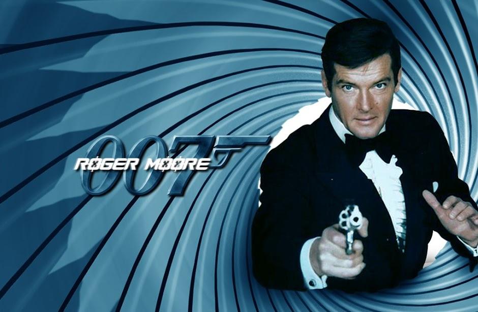 Morre aos 89 anos, Roger Moore, o eterno James Bond