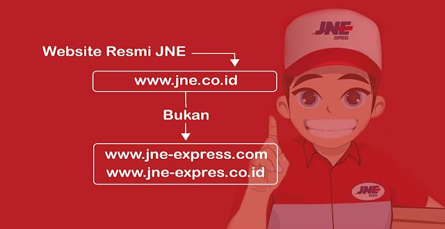 Penipuan Online JNE