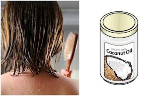 6 Cara Cerdas Menggunakan Minyak Kelapa Untuk Rambut Cantik