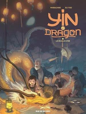 Yin et le dragon tome 2 Rue de Sèvres