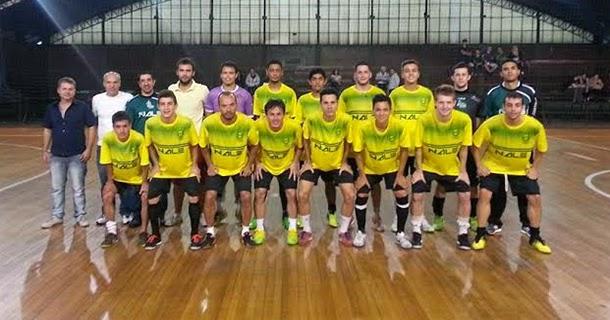 93ea79e171 O Coritiba Futsal encerrou bem a sua quarta semana da pré-temporada 2015.  Em jogo-treino disputado hoje à tarde