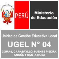 UGEL N° 4