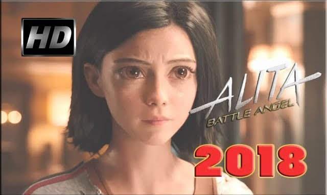 "Phim Alita: Battle Angel ""Alita: Thiên Thần Chiến Đấu"" 12/2018 movie"