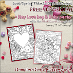 Hey Love Hop & Linky Party