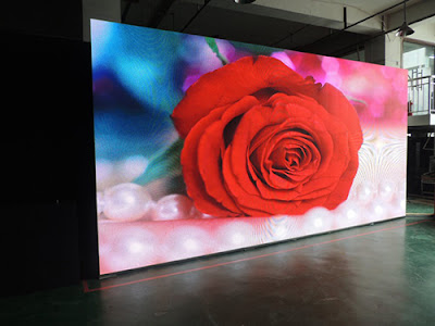 Lắp đặt, thi công màn hình led p4 nhập khẩu tại Nam Định