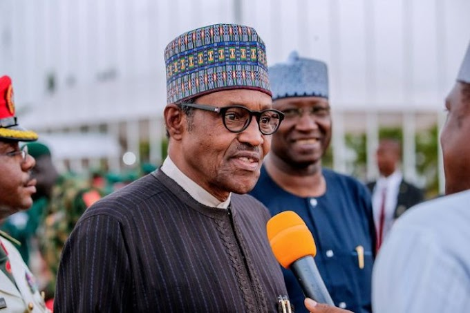 Buhari Vows To Expose Drug Lords, Traffickers And Illegal Traders