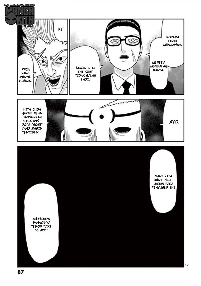 Mob Psycho 100 Chapter 38-17