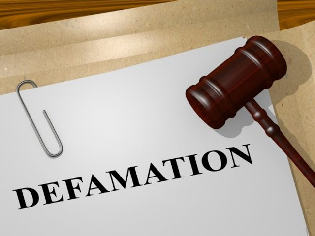 What is Defamation ?