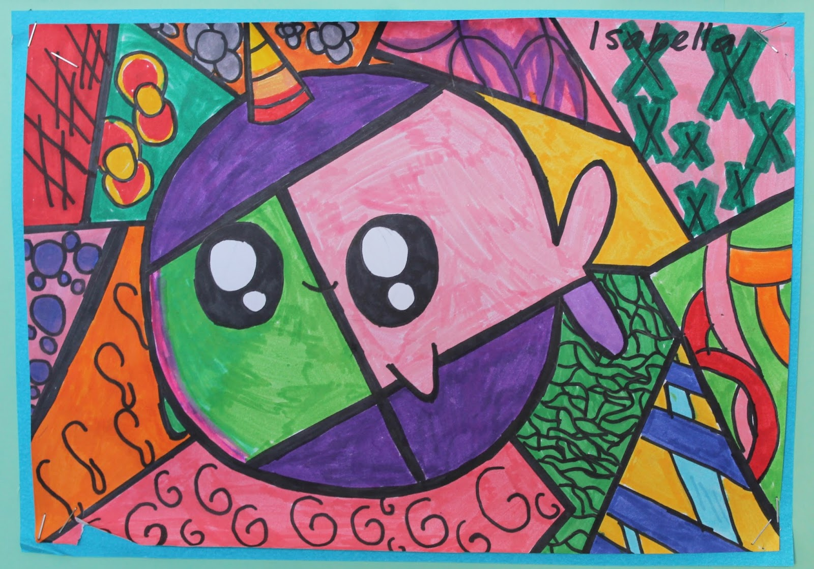 mousehouse romero britto art