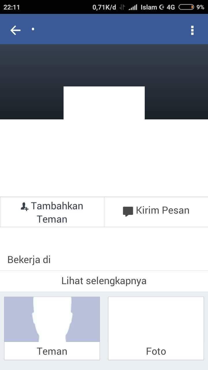 Gambar Profil Fb : gambar, profil, Profil, Hilang?, Begini, Menampilkan/Mengembalikanya