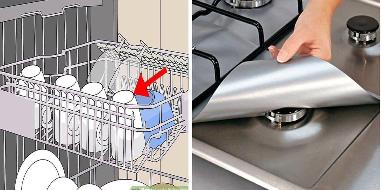 54bea2e21 10 حيل ذكية لتنظيف المنزل مخصصة للنساء الكُسالى بسبب سهولتها   فكرة ...