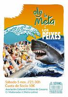 Concierto de Peixes y Ola la Meta en El Sótano