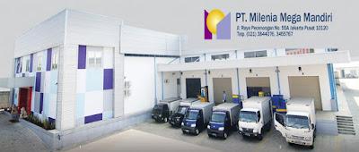 Lowongan Kerja SMA SMK D3 S1 PT Milenia Mega Mandiri, Jobs: Operator Quality Control, Receptionist & Administrasi GA