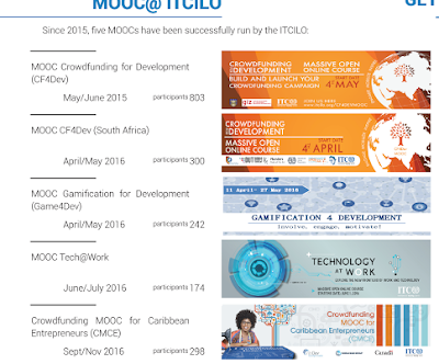 Free report & toolkit on MOOCs for development #MOOCs4dev #itcilo @alessiames