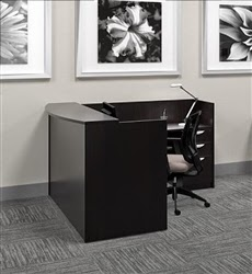 Offices To Go Reception Desk