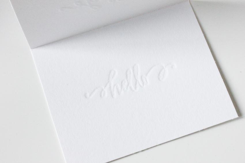 Letterpress für Anfänger - Tipps und Tricks - Janna Werner