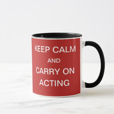 Big Audition? How to Keep Calm & Carry On, When It Matters Most.