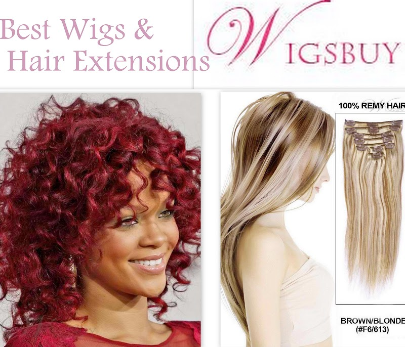 Best Wigs and Hair Extensions @Wigsbuy