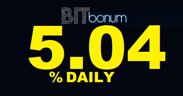 Bitcoin FORUM: BIT-BONUM investment review