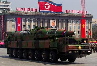 The North Korean bomb