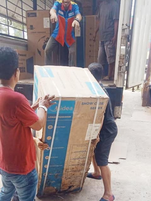 Sewa Truk Palembang ke Jakarta